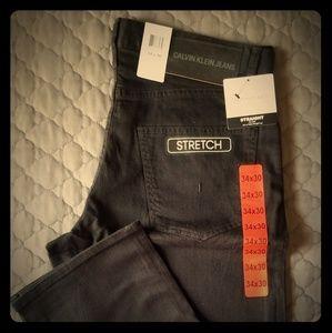 NWT Mens CK jeans